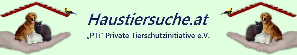 Logo: HausTierSuche.at - Private Tierschutzinitiative